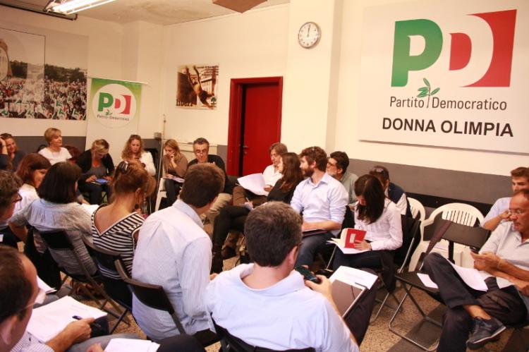 fabrizio barca luoghi ideali roma partito democratico
