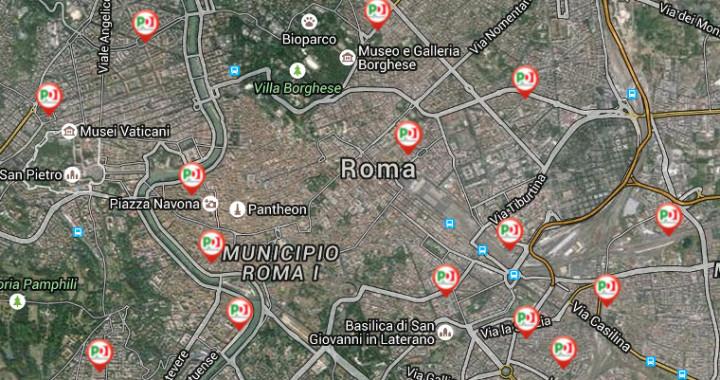 rapporto mappa il pd roma fabrizio barca matteo orfini